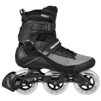 SKA510034 POWERSLIDE Swell Lite Trinity 100 Black Inliner Skateschule und Skateshop Weil am Rhein SkaMiDan