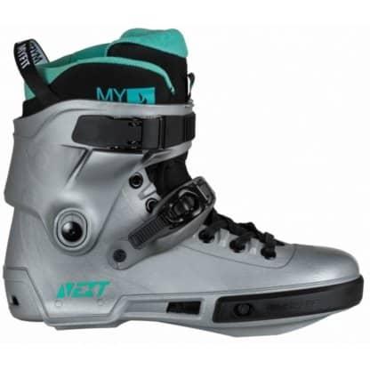 SKA908338 POWERSLIDE Next Arctic Grey Boot Only Inliner Skateschule und Skateshop Weil am Rhein SkaMiDan