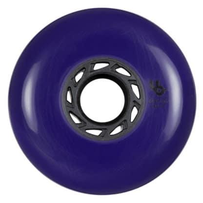 SKA406187 UNDERCOVER Blank Team Wheels 80mm 86A Purple Inliner Skateschule und Skateshop Weil am Rhein SkaMiDan