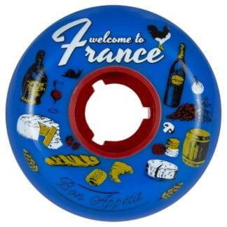 SKA406171 UNDERCOVER Roman Abrate Foodie Wheels 60mm 88A 4-Pack Inliner Skateschule und Skateshop Weil am Rhein SkaMiDan