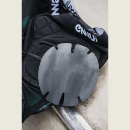 SKA920080 ENNUI BLVD Protective Shorts Pro Schutz Inliner Skateschule und Skateshop Weil am Rhein SkaMiDan