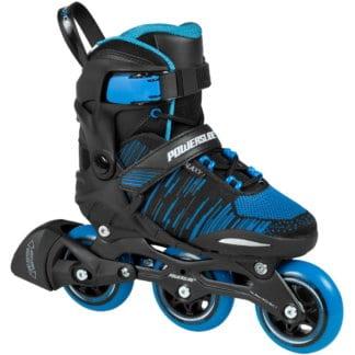 SKA940638 POWERSLIDE Galaxy Blue Kids Inlineskates (größenverstellbar) Inliner Skateschule und Skateshop Weil am Rhein SkaMiDan