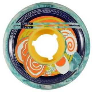 SKA406214 UNDERCOVER Eugen Enin Foodie Wheels 2nd Ed. 60mm 90A 4-Pack Inliner Skateschule und Skateshop Weil am Rhein SkaMiDan