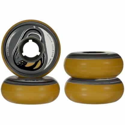 SKA406216 UNDERCOVER Chris Calkins Foodie Wheels 2nd Ed. 60mm 88A 4-Pack Inliner Skateschule und Skateshop Weil am Rhein SkaMiDan