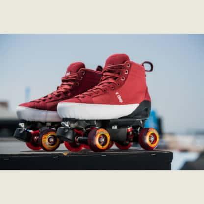 SKA810629 CHAYA Karma Pro Park Roller Skates Burgund Inliner und Rollschuh Skateshop und Skateschule Weil am Rhein SkaMiDan
