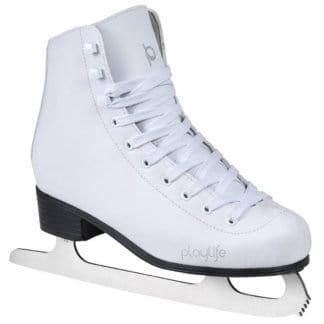 SKA902255 PLAYLIFE Classic White Schlittschuhe Inliner Skateschule Eislaufen Ice Skates Weil am Rhein SkaMiDan