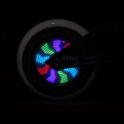 SKA905347 POWERSLIDE Graphix LED Weels Colorful 110mm 86A Inliner Skateschule und Skateshop Weil am Rhein SkaMiDan