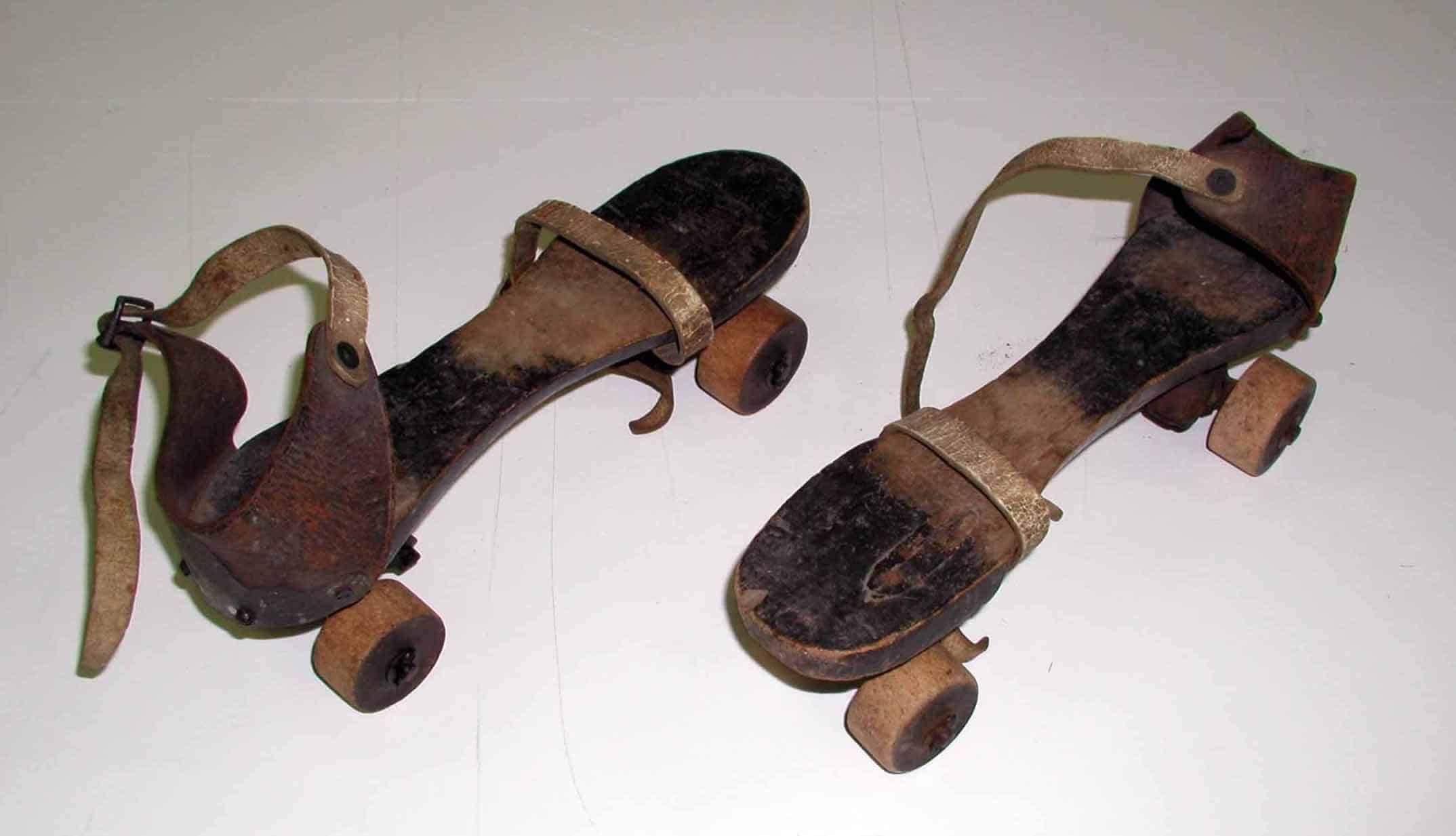 Erstes Patent Inlineskates Rollschuhe James Leonard Plimpton Grundwissen und Wissenswertes im Inline Skating Inliner Skateschule Weil am Rhein SkaMiDan