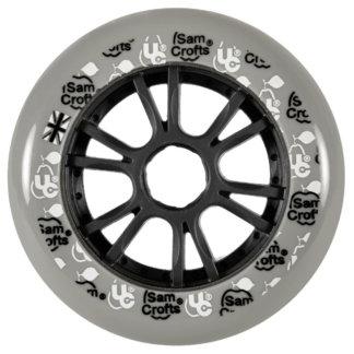 SKA406210 UNDERCOVER Sam Crofts Foodie Wheels 2nd Ed. 110mm 85A Inliner Skateschule und Skateshop Weil am Rhein SkaMiDan