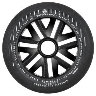 SKA905299 POWERSLIDE Torrent Rain Wheels 125mm 84A 6-Pack Inliner Skateschule und Skateshop Weil am Rhein SkaMiDan