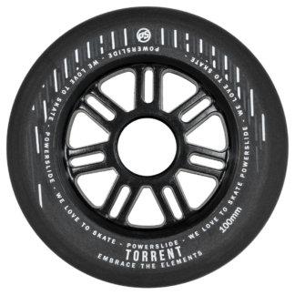SKA905363 POWERSLIDE Torrent Rain Wheels 100mm 84A 4-Pack Inliner Skateschule und Skateshop Weil am Rhein SkaMiDan