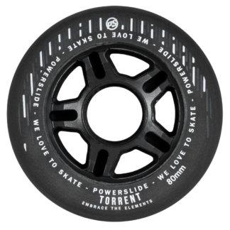 SKA905365 POWERSLIDE Torrent Rain Wheels 80mm 84A 4-Pack Inliner Skateschule und Skateshop Weil am Rhein SkaMiDan