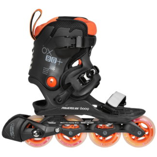 SKA909043 Powerslide Doop Orange Sunset 80 Rollerblading inline skate shop SkaMiDan Weil am Rhein