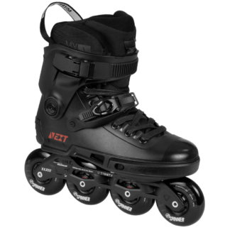 SKA908329 POWERSLIDE Next 80 Core Black Urban Inline Skating Inline Skates Rollerblades Rollerblading Inline skate shop and skating school SkaMiDan Weil am Rhein