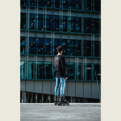 SKA940656 POWERSLIDE Phuzion Argon Ash 110 Fitness Inline Skating Inliner Skatehop und Skateschule Weil am Rhein SkaMiDan