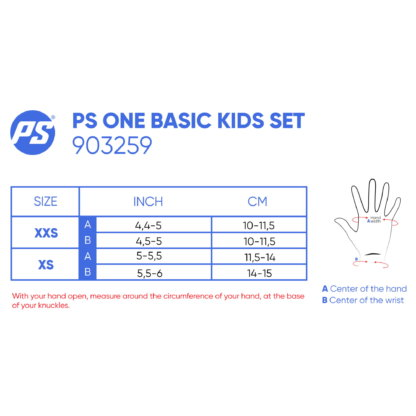 SKA903259 POWERSLIDE One Basic Kids Schoner Kinder Schützerset Inline Skating Inliner Skateschule und Skateshop Weil am Rhein SkaMiDan Protektoren für Kinder