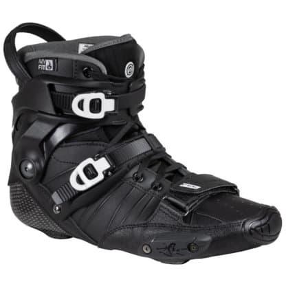 SKA908261 POWERSLIDE HC Evo Pro Trinity Black Boot Only Freestyle Inlineskates Freestyle Inline Skating Inliner Skateschule und Skateshop Weil am Rhein SkaMiDan Slalom Skates