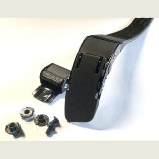 SKA908313 POWERSLIDE Classic Buckle Black 22cm | Inklusive Hardware Inliner Inline Skating Inlineskates Inliner Schnallen Buckles Skating Inliner Skateschule und Skateshop Weil am Rhein SkaMiDan