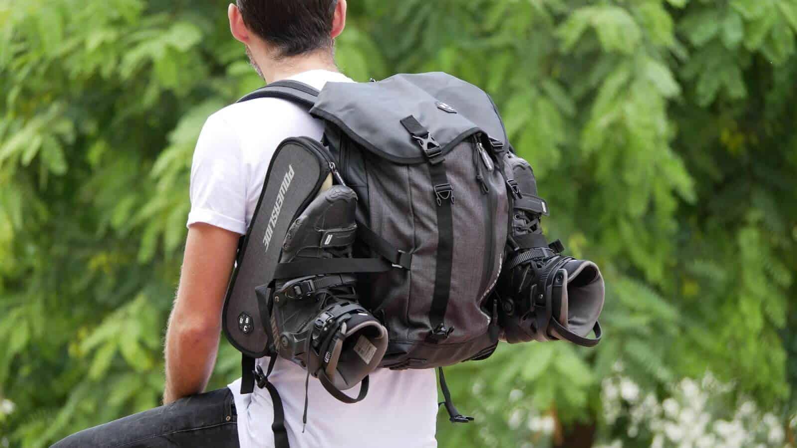 POWERSLIDE Universal Bag Concept