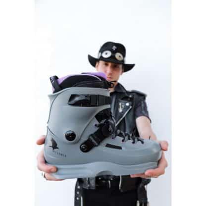 USD Sway Farmer Pro Boot only | UFS |Aggressive Inlineskates Inline Skating Rollerblading Aggro Skating Flat Frame Frame Stuntskating Stuntskates Stuntschiene Inliner Skateshop und Skateschule Weil am Rhein SkaMiDan