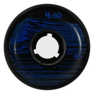 UNDERCOVER Cosmic Pulse 60mm 88A Dark Blue| 4-Pack | Aggressive Inline Rollen Rollerblading Stunt Skating Stuntrollen Trick Skating Inline Skating Aggressive Inline Skating Grinding grinden Skateschule und Skateshop SkaMiDan Weil am Rhein