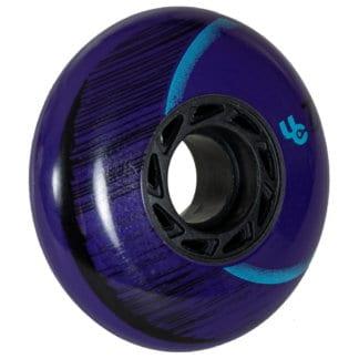 SKA406203 UNDERCOVER Cosmic Eclipse 72mm 86A Purple| 4-Pack | Aggressive Inline Rollen Rollerblading Stunt Skating Stuntrollen Trick Skating Inline Skating Aggressive Inline Skating Grinding grinden Skateschule und Skateshop SkaMiDan Weil am Rhein