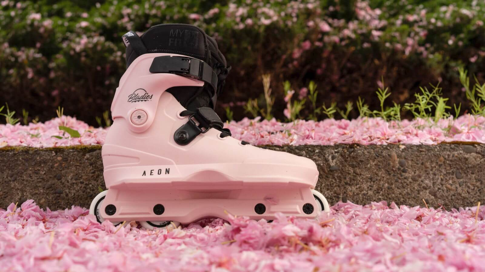 USD Aeon 60 Bladies Rose | Aggresssive Inlineskates