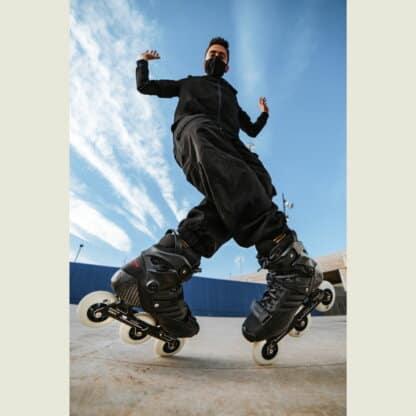 perfk Skateboard Schienen Set