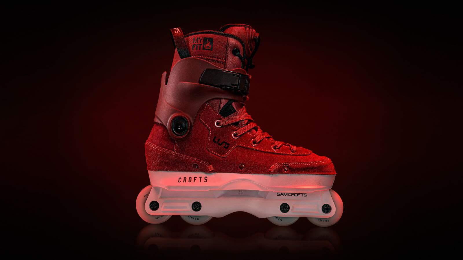 USD Aeon 60 Sam Crofts Pro 2021 | Red