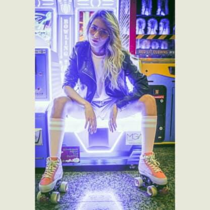 SKA810693 CHAYA Kisment Barbiepatin Park Roller Skates Pink Park Rollschuhe Stunt Rollschuhe Barbie Park Quad Skates Roller Skates Lifestyle Rollschuhe Skatepark Rollschuhe Chaya Quad Skates Aggressive Quad Skates Rollschuhe Stunt Rollschuhe Rollkunstlauf Rollschuhe Rollerskates Schwarze Rollschuhe Lifestyle Rollschuhe Roller Skating Quad Skating Skateschule und Skateshop Weil am Rhein SkaMiDan Lörrach Freiburg Basel Deutschland Germany