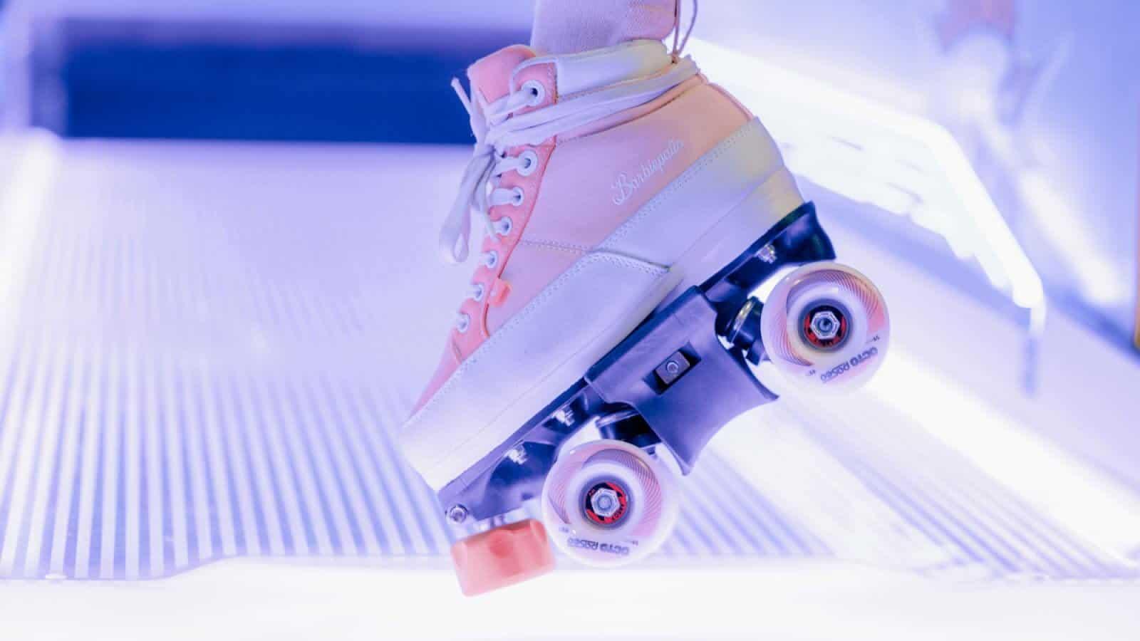 CHAYA Kisment Barbiepatin Park Roller Skates