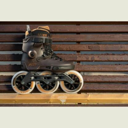 SKA908365 POWERSLIDE Next 125 Megacruiser Brown Trinity X Urban Inlineskate Fitness Inlineskates Inlineskates Sport Inline Skates Rollerblades Urban Inline Skating Urban Inline Skating Freeskates Trainng Skates Strecken Skates Trinity Skates Einsteiger Beginner Inlineskates Inliner Fitness Inliner City Skates Fitness Inliner Sport Skates Sport Inliner Rollerblades Rollerblading Lörrach Freiburg Basel Inliner Skateschule und Skateshop Weil am Rhein SkaMiDan Deutschland Germany