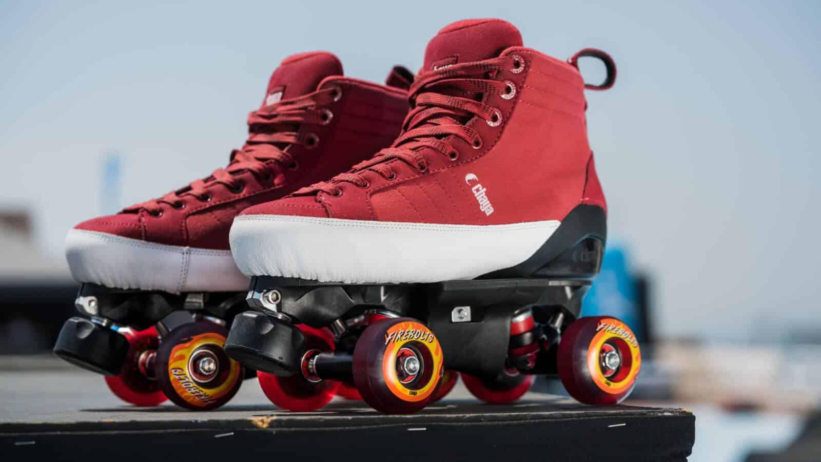 CHAYA Karma Pro Park Roller Skates Burgund