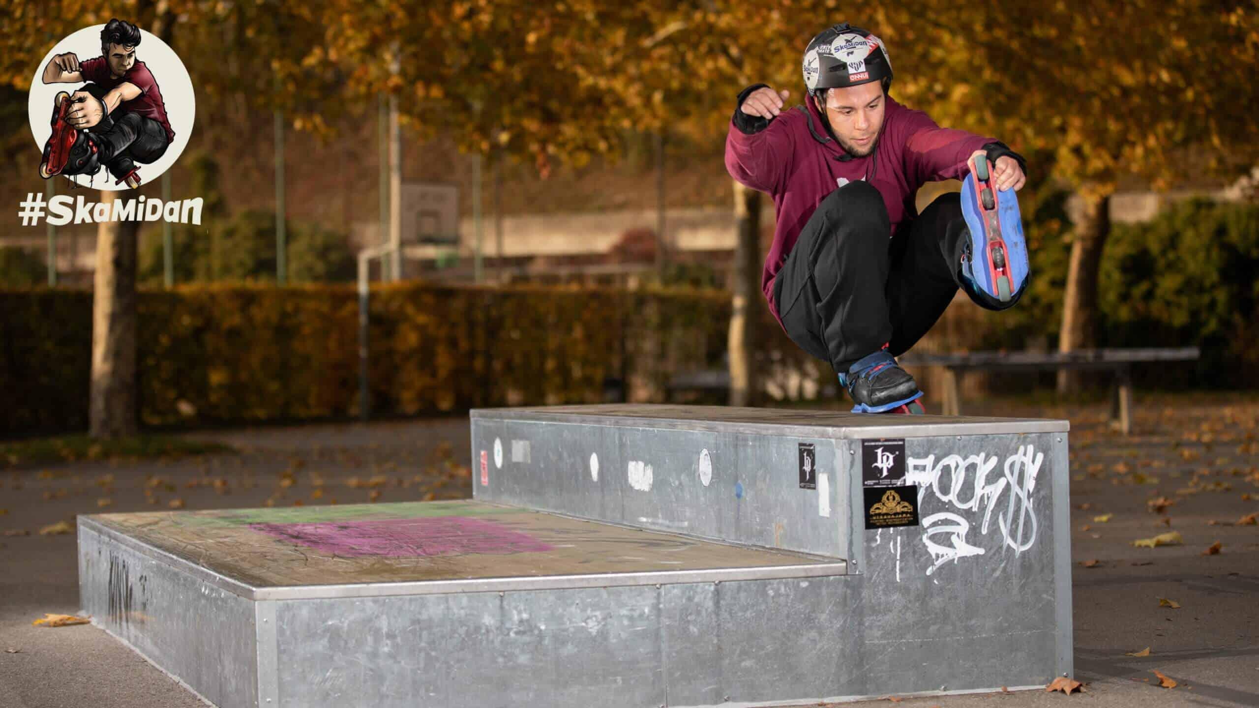 Daniel Lott — SkaMiDan Skating Team
