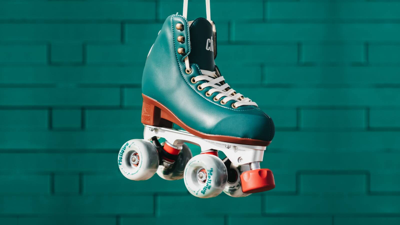 CHAYA Melrose Premium Juniper Green Roller Skates