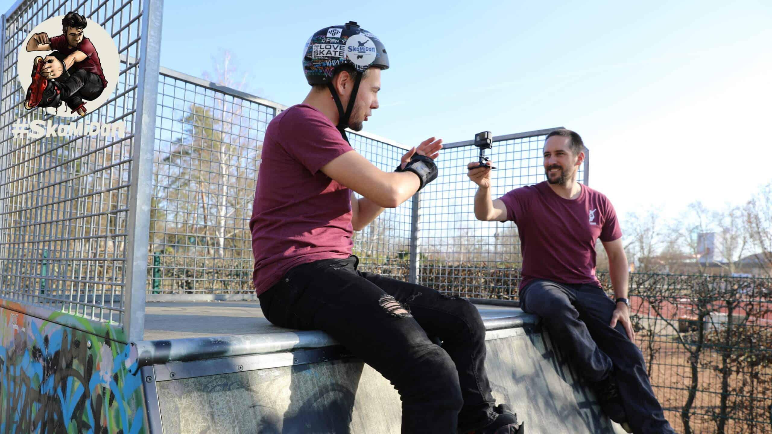 Christian Peter — SkaMiDan Skating Team