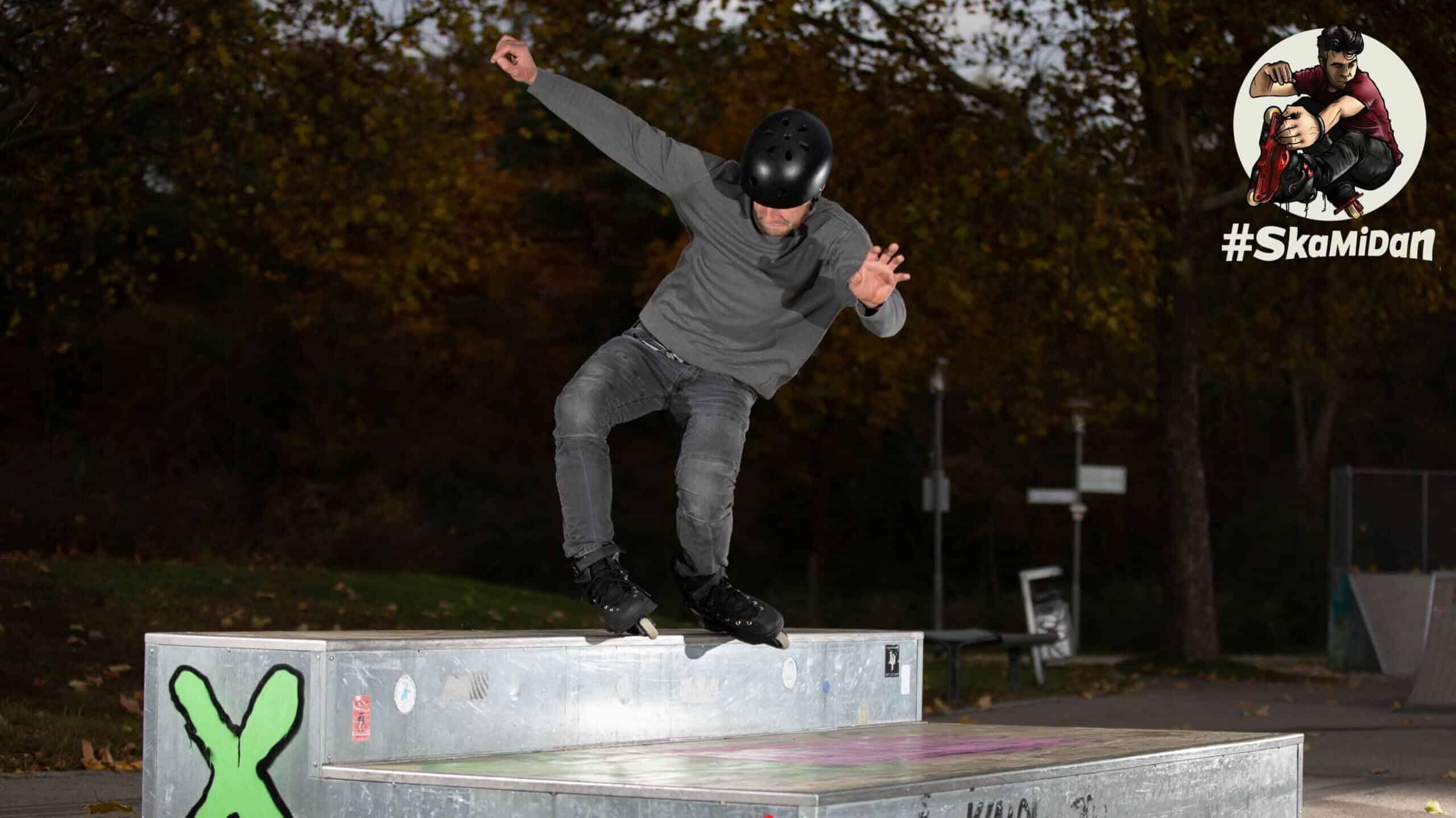 Christoph Kälber — SkaMiDan Skating Team